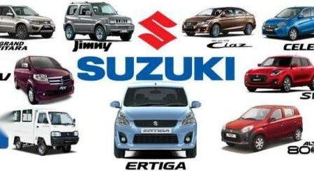 Sell Suzuki Cash NZL